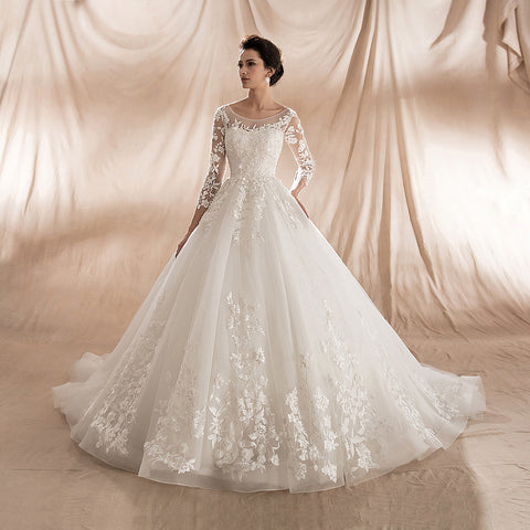 Balacia:Tiffani Wedding Dress