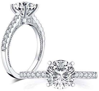 Balacia:Reina Engagement Ring