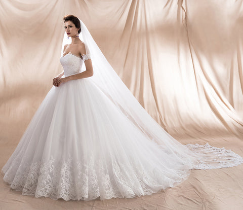 Balacia:Carmen Wedding Dress