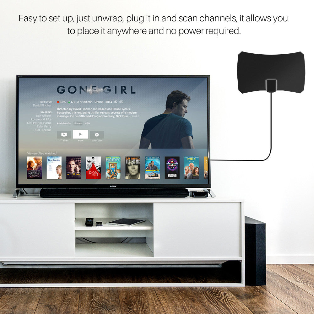 Why Everyone Is Talking About Digital TV Antenna for Indoor