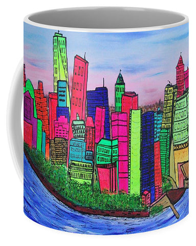 New York Manhattan - Tasse