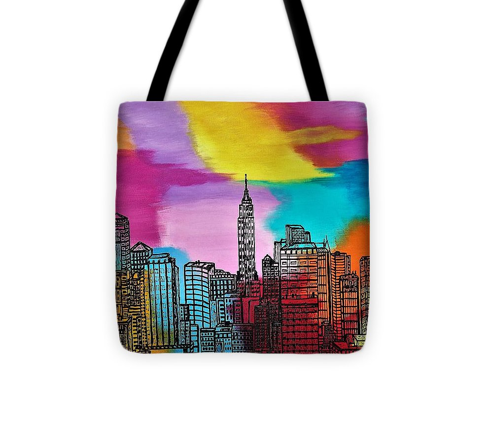View On New York - Tote Bag