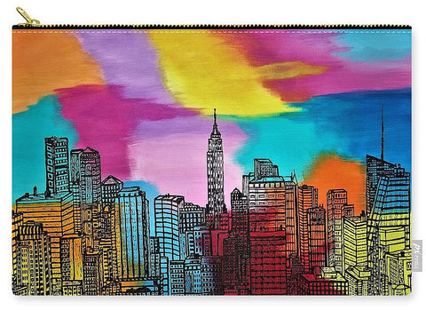 Image of View On New York - Carry-All Pouch