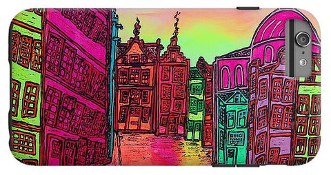 Image of Amsterdam Stromarkt - Phone Case