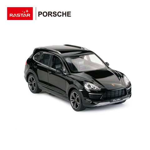 Image of Porsche Cayenne Turbo - R/C cars - 1:14 Scale - Sold in Canada only! Made by Rastar.