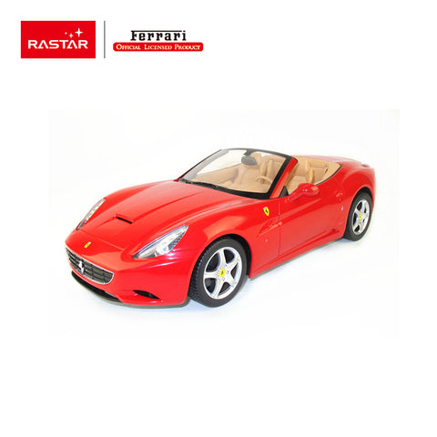 Ferrari California - R/C cars - 1:12 Scale - Sold in Canada only!
