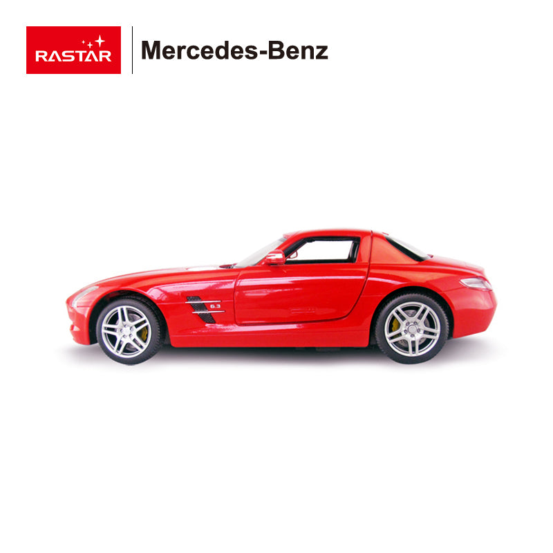 Mercedes-Benz SLS AMG - R/C cars - 1:14 Scale - Sold in Canada only!