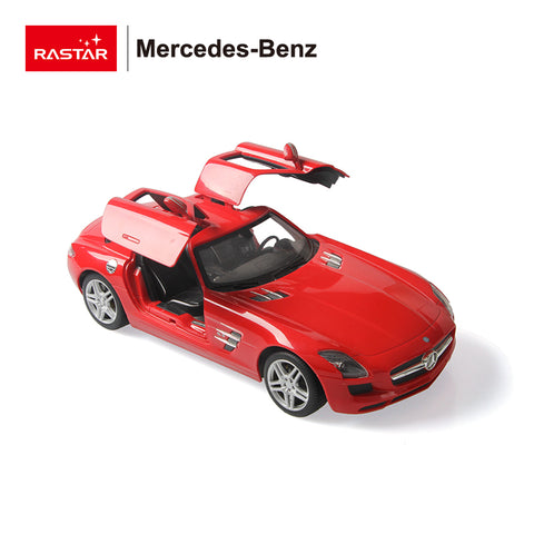 Image of Mercedes-Benz SLS AMG - R/C cars - 1:14 Scale - Sold in Canada only!