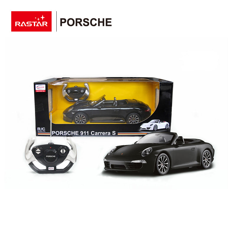 Porsche 911 Carrera S Cabriolet - R/C cars - 1:12 Scale - Sold in Canada only!