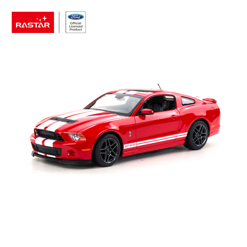 ford shelby gt500 rouge