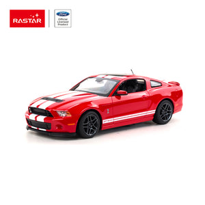 ford shelby gt500 red
