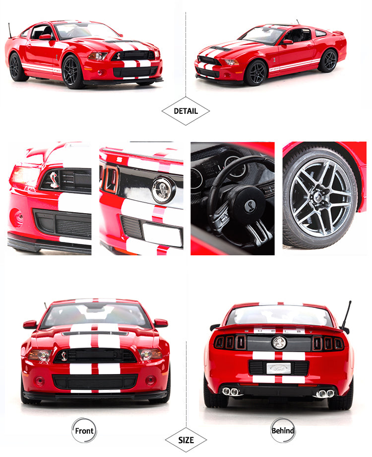 fonctions ford shelby gt500