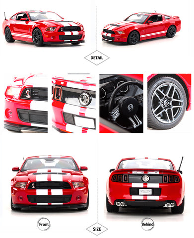 ford shelby gt500 functions