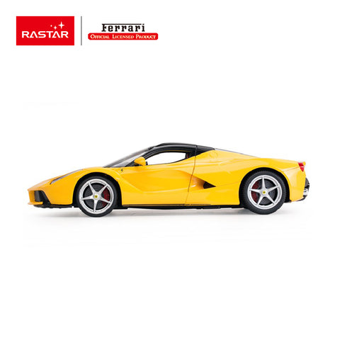 FERRARI LaFerrari (butterfly doors open manually) - R/C cars - 1:14 Scale - Sold in Canada only!