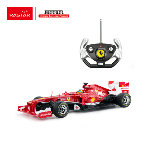 Image of ferrari f1r/c car
