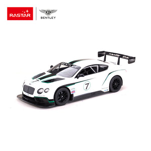 Bentley Continental GT3  - R/C cars - 1:14 Scale - Sold in Canada only!