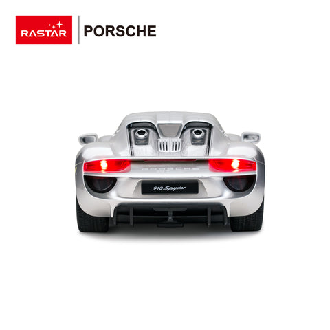 Image of porsche 918 spyder rc radio remote control car