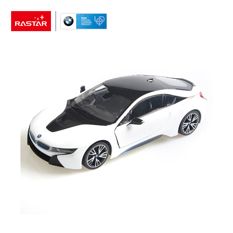BMW I8 (Open door by controller) - R/C cars - 1:14 Scale - Sold in Canada only!