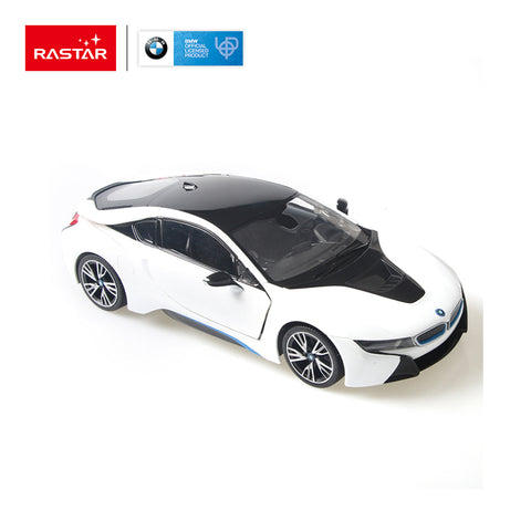 Image of BMW I8 (Open door by controller) - R/C cars - 1:14 Scale - Sold in Canada only!