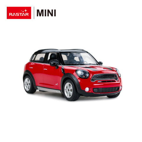 Image of Mini Cooper Countryman JCW RX - Yellow or Red - R/C cars - 1:14 Scale - Sold in Canada only!