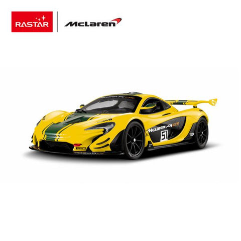 Image of Mclaren P1 GTR - R/C cars - 1:14 Scale - Sold in Canada only!