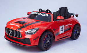 Mercedes GT 4 - ride on cars for kids