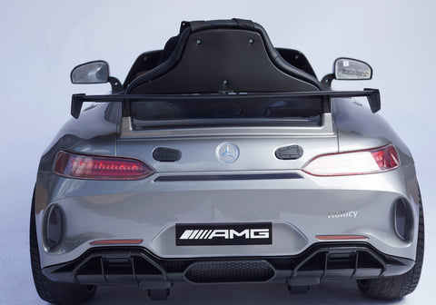 Image of Mercedes GT 4 - ride on cars for kids