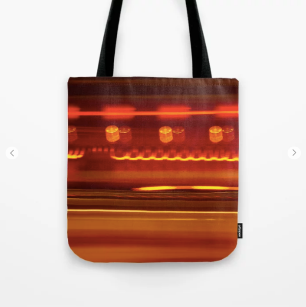 Tote Bag - Abstract in #Montreal - Best Buy Price