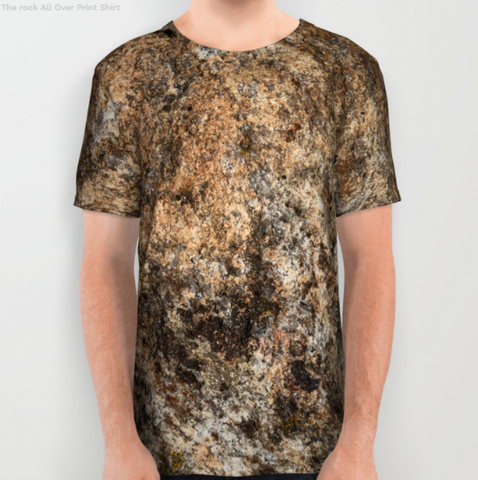 Image of Tshirt - The Rock - Tshirt