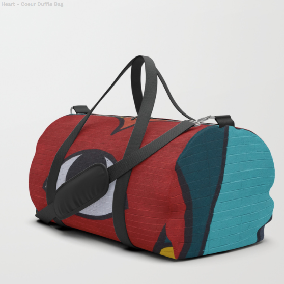 Duffle Bag - Eyes On Graffiti - Sac Duflfe