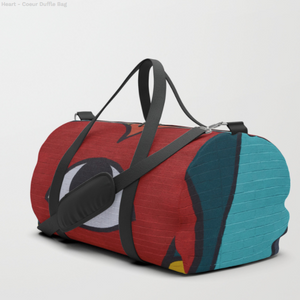 Duffle Bag - Eyes On Graffiti - Duflfe Bag
