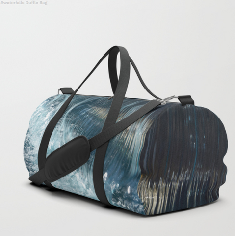 Duffle Bag - The Waterfalls - Duflfe Bag