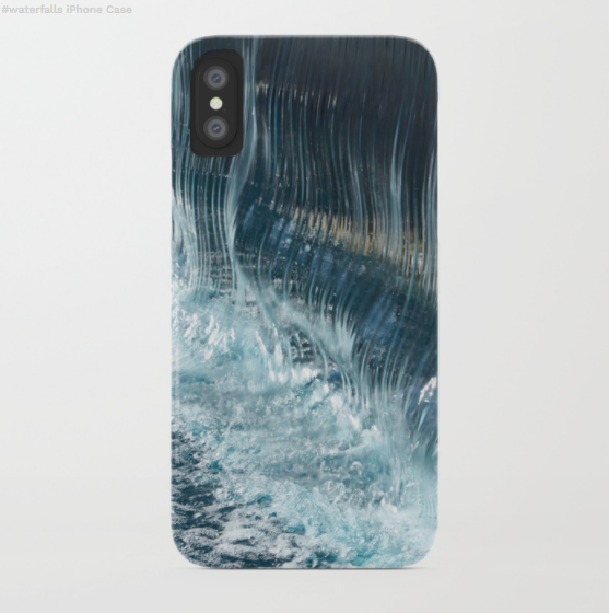 Phone case - Water falls