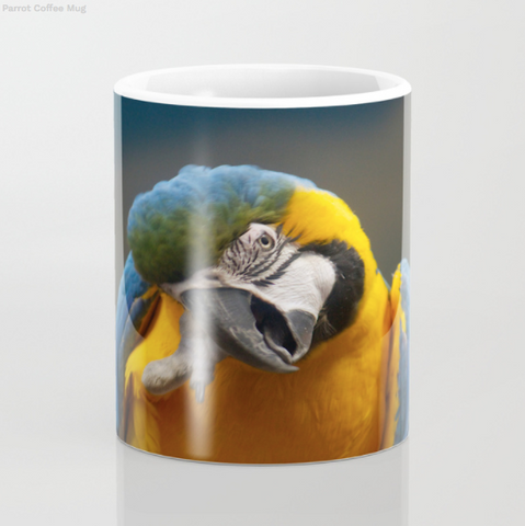 Image of Mugs - The Parrot - Mugs