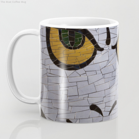 Image of Mugs - Mosaic on the wall