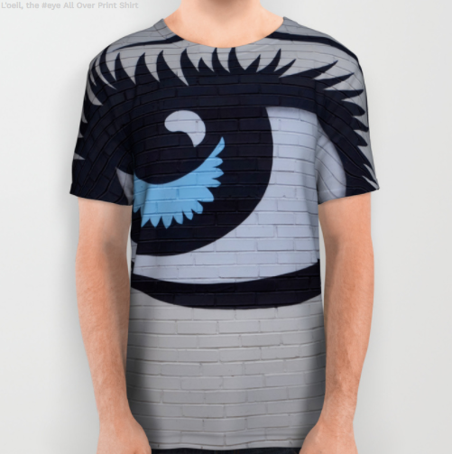 Tshirt - The eye