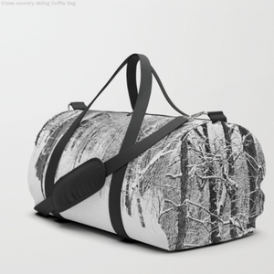 Forest In Winter - Sac de sport - Sac Duflfe