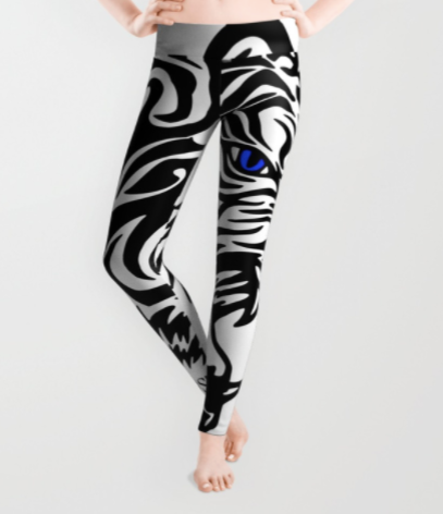 Leggings - Eye of the Tiger