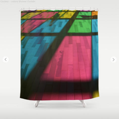 Shower Curtain - Palais de congrès