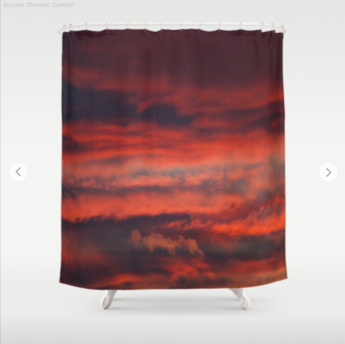 Shower Curtain - Sunshine In Canada - Shower Curtain