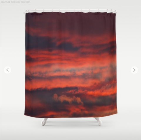 Shower Curtain - Sunshine in Canada