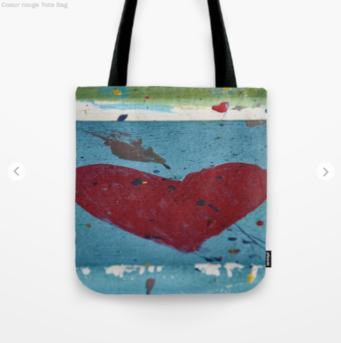 Tote Bag - Little Heart - Tote Bag