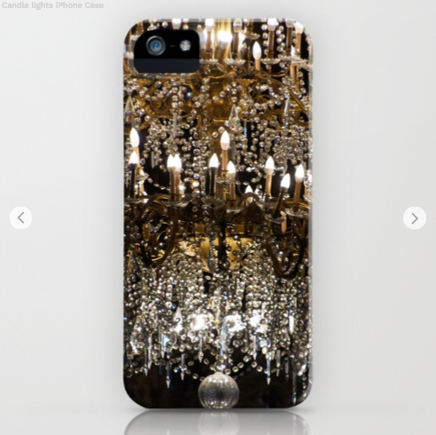 Phone case - Chandelier