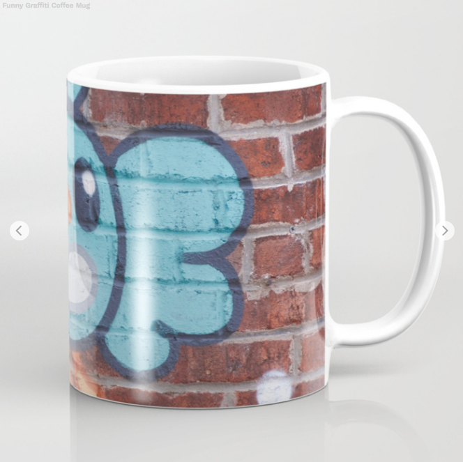 Mugs - Funny Graffiti - Mugs