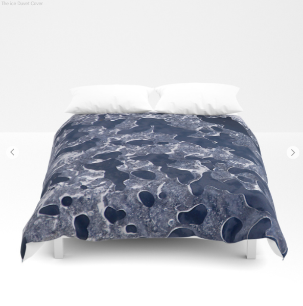Duvet Cover - On The Ice - Duvet Cover