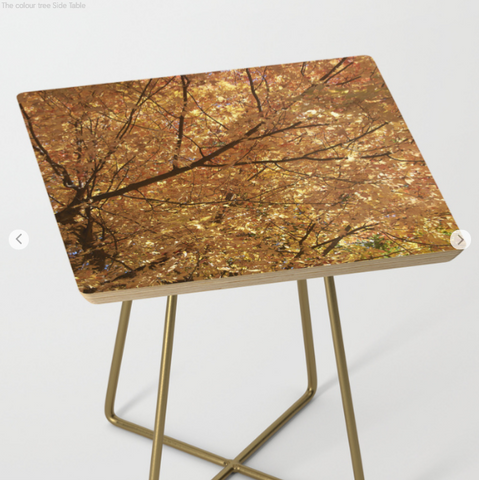 Table d'appoint - La forêt - Table d'appoint