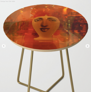 Side table - Strange Face