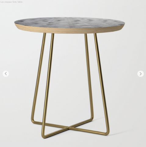 Image de table d'appoint - Les oiseaux à Paris - Table d'appoint