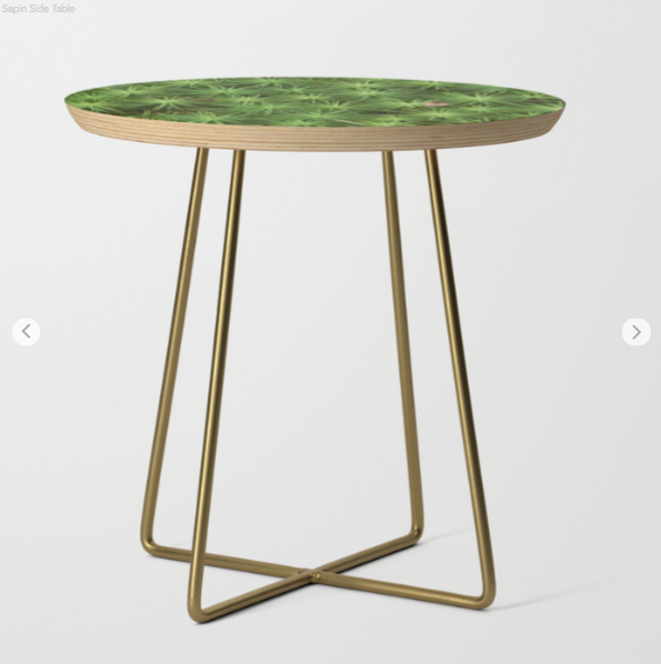 Table d'appoint - Les Pins - Table d'appoint