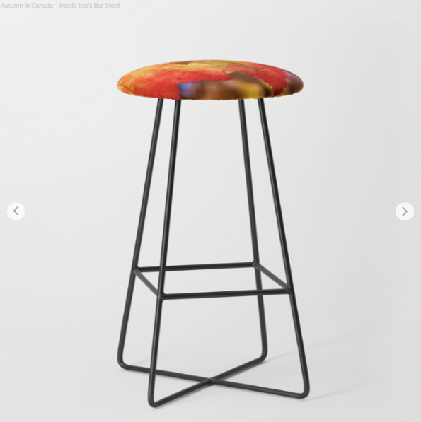Bar Stools - Maple Leafs - Bar Stools